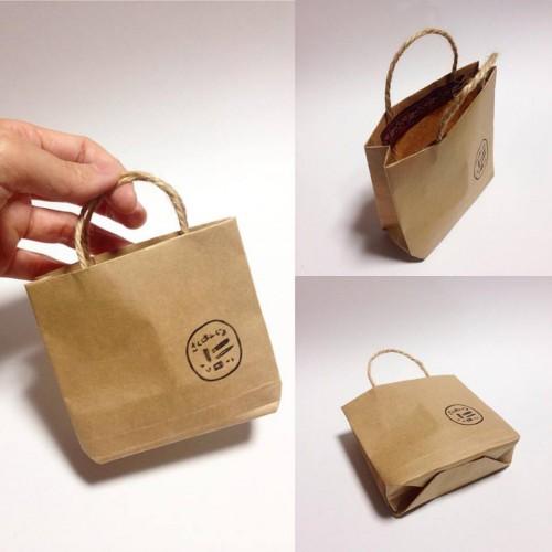 【ハウツー】ミニ紙袋づくり