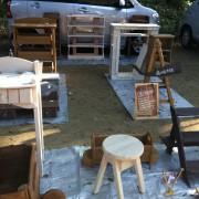 魅惑の家具たち。森のスパイスさん。