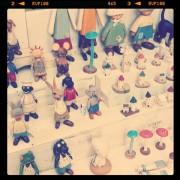 工房さんちゃるさんの愛しき木工人形たち!