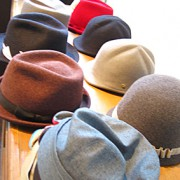 furusawa masakazuさんの素敵な帽子。