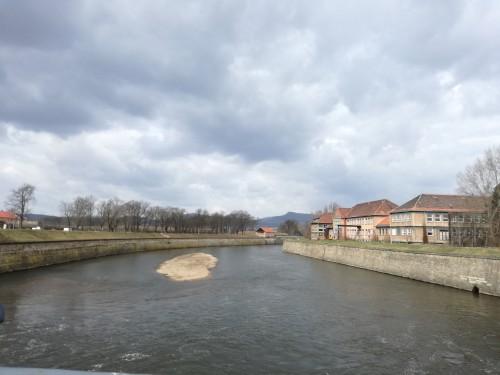 【チェコ記2】20170315(水)チェコの強制収容所の街 テレジンへ