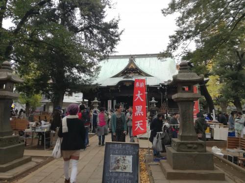 【出展報告】2017/11/19(日)雑司が谷鬼子母神手創り市