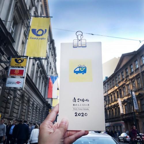 calendar2020czech