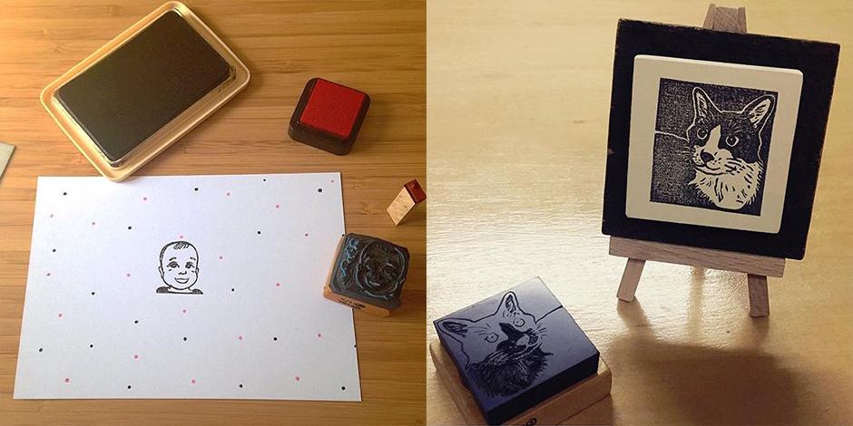 組み合わせ次第で素敵なカードが作れたり、記念に飾ったり。
